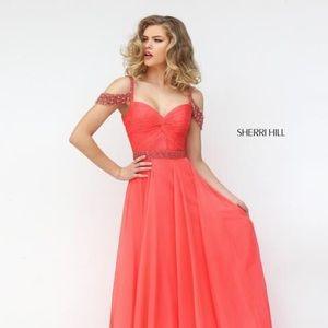 Style #50341 - Sherri Hill Prom